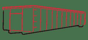 Container 15m³